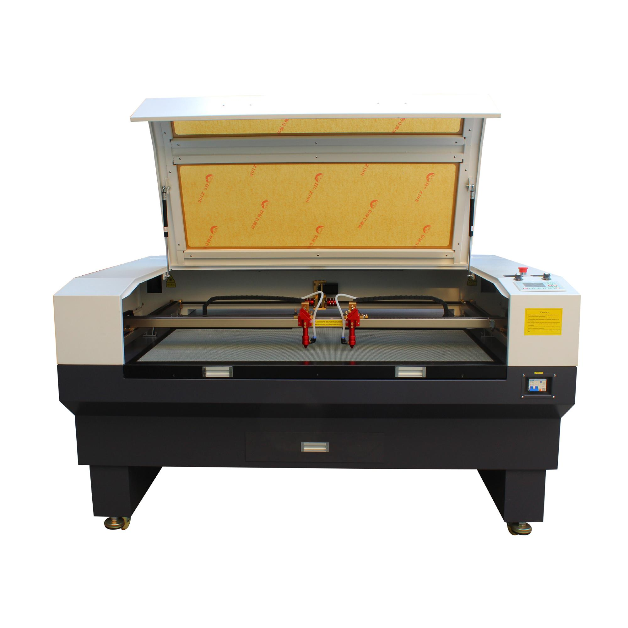 Acrylic MDF Wood Co2 100w <strong>Laser</strong> Cutting Machine 1390 with CE