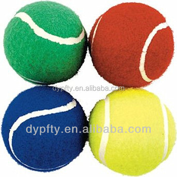 Promotional Gift Items Non Toxic Bulk Personalised Tennis Ball For ...