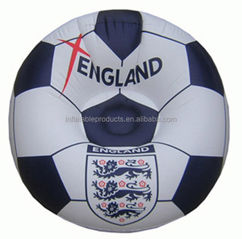England Inflatable Football Seat Sofa Couch Chair Bean Bag For Relaxing  Camping Outdoor Kids Adults.   Buy Shaped Bean Bags For Kids  Adults,Inflatable ...