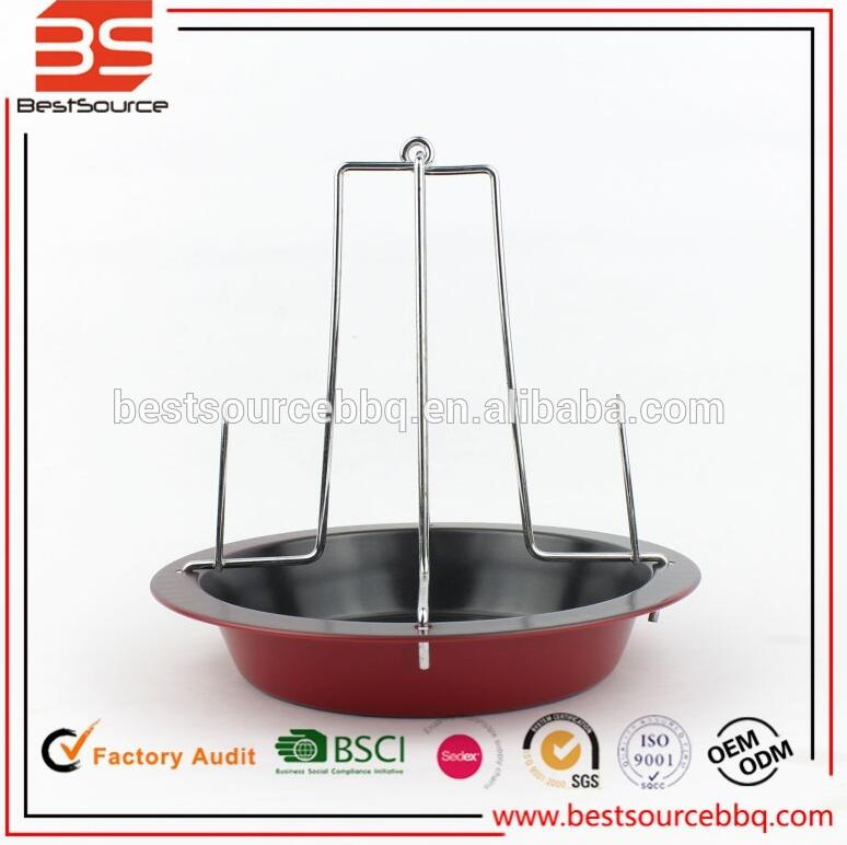 China Produce Easy Using Chicken Pan New BBQ Tool For Cooking Time