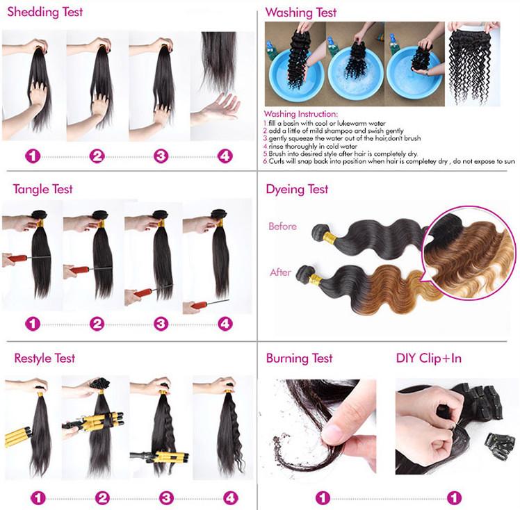 Hot Selling Brazilian Bodywave Human Hair Extensionbrazilian Hair