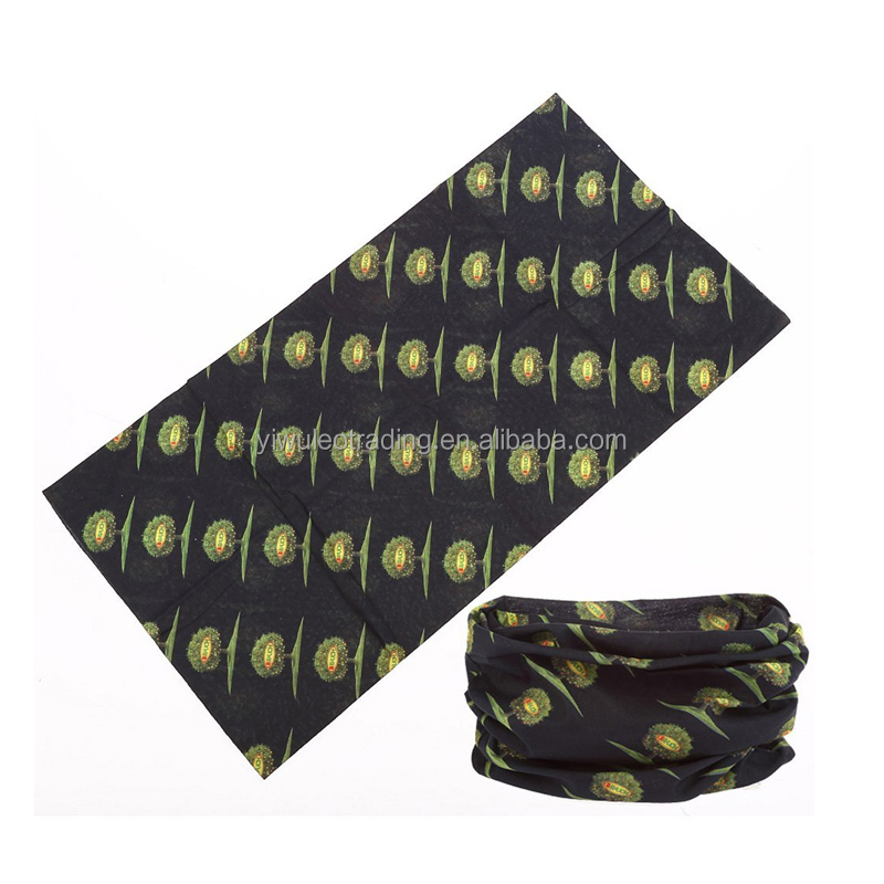 Fire retardant bandana Fleece Promotional Multifunctional Bandana/multi Magic Scarf/polyester Multiscarf