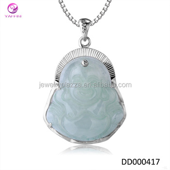 Best selling ebay 925 silver jade buddha necklace pendant buy jade best selling ebay 925 silver jade buddha necklace pendant aloadofball Images