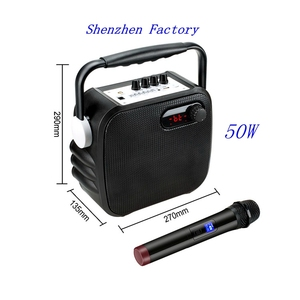 Blg Audio Jsl 2.0 8 Inch Box Thailand Ms Multimedia Outdoor Pa System Karaoke Portable Trolley Speaker