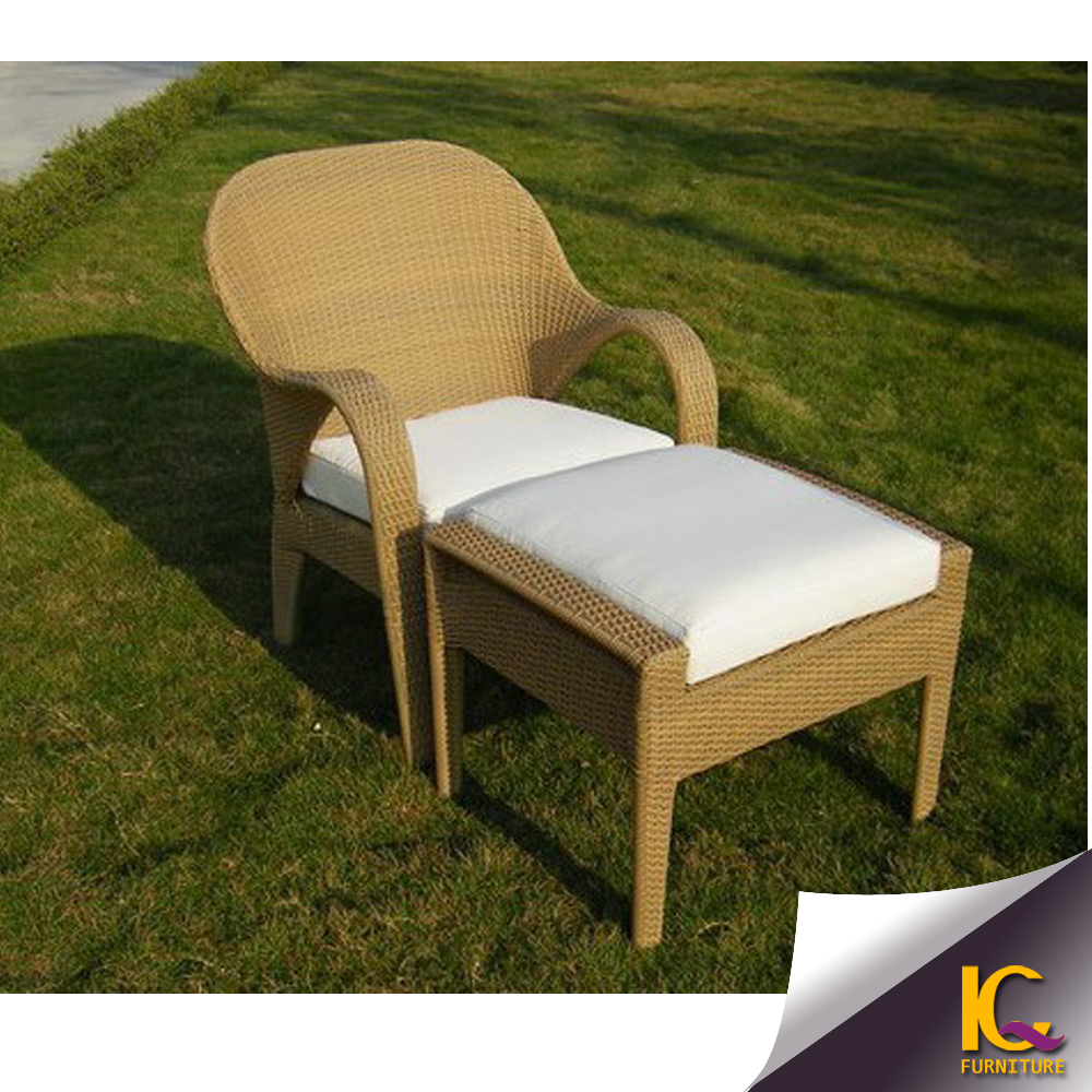 lage prijs plastic strandstoel grijs aluminium rotan ligstoel ...