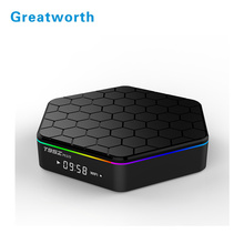 Best quality and cool design Android 7.1 Octa Core T95Z Plus S912 2g 16g android tv box T95Z PLUS