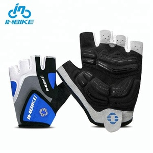 INBIKE Custom Half Finger Riding Mountain Motor Bike Cycling Gloves