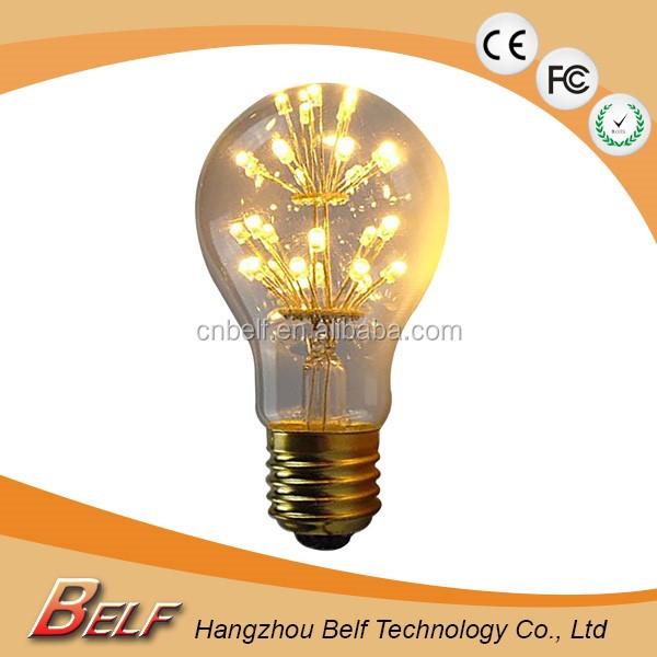 Romantische E27 Rgb Led Lampe Licht A60 Bei Warmen Weiß/RGB Farbe Für  Gebäude