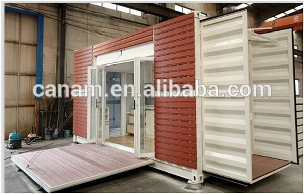 20FT and 40 FT container homes