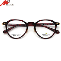 SE6065 High- density Retro Brand Acetate Optical Eyeglasses Frame