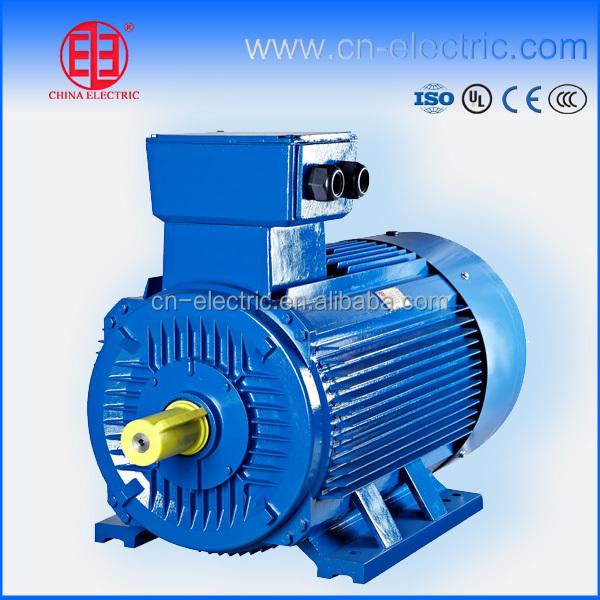 4 Poles 1500 Rpm Electric Motor