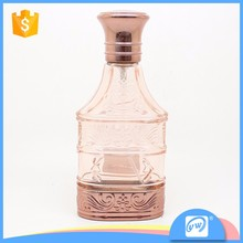 A2081-50ML personal care good new mold best selling lady beautiful glass perfume bottle