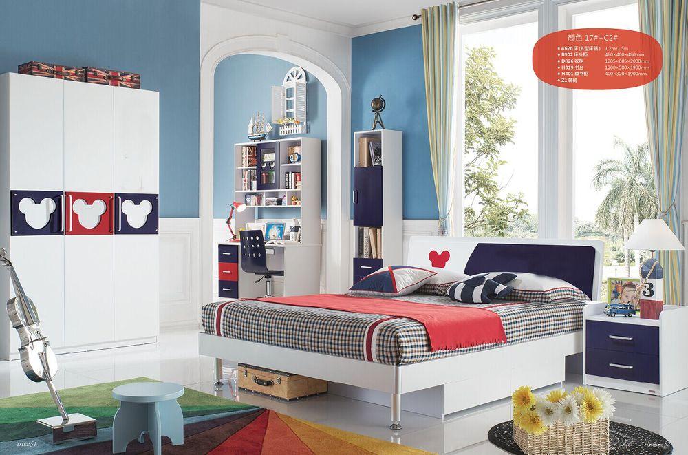 el ltimo diseo de estilo moderno mobiliario nios diseos cama doble