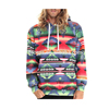 wholesale Aztec Print Mens Pullover 100 Polyester Hoodie