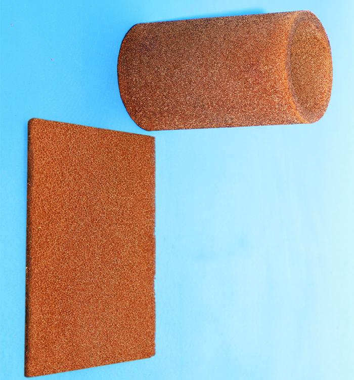 Elevado Grau de Pureza de 99.99% de Cobre De Espuma De Metal