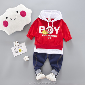01939ad97e6 Newborn baby Boy Clothes 2 pcs Toddler playsuit  quot where are you  boy quot  ...