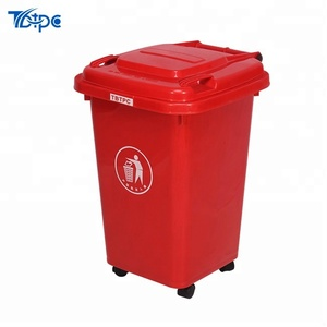 Hot Items Plastic Products 60L Kids Toy Stackable Storage Bin