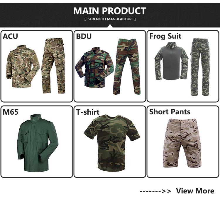 FM008 Digital Woodland Militer M65 Jaket