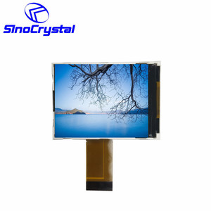 China Good Viewing Angle 240X320 Resolution 30 Pin 2.4 Inch Tft Lcd Module