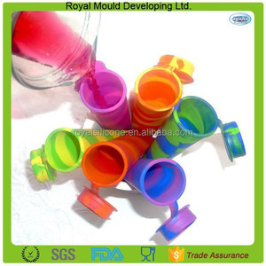 Summer favorites ice cream maker silicone ice popsicle molds, ice pop maker