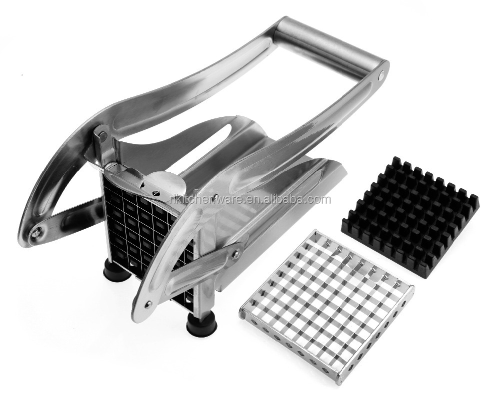 Excellent Quality Stainless Steel French Fry Potato Cutter
