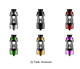 HENGLING Qtank adjustable coil 5ml Subom atomizer