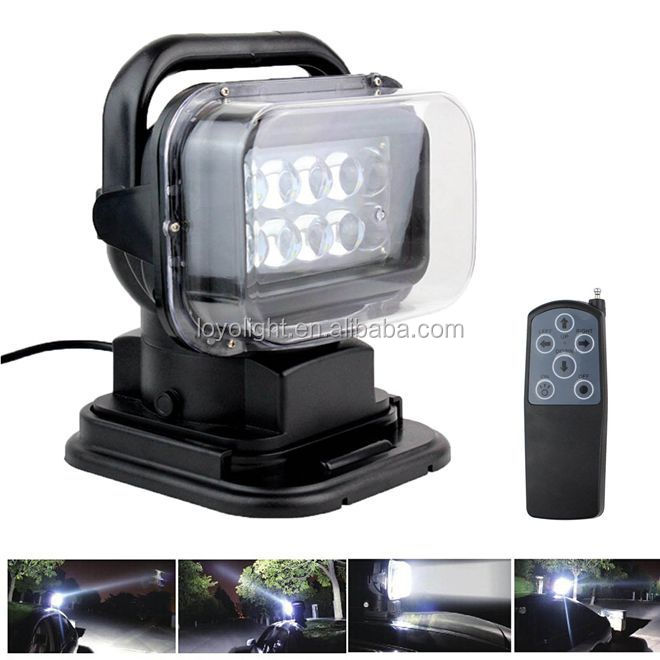 """7"""" Portable Off Road Led Work Light 50w Rechargeable Led Magnetic ..."""