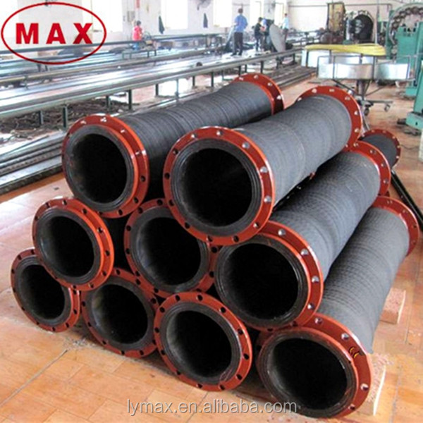 Big Bore Suction Rubber Hose for Dredging