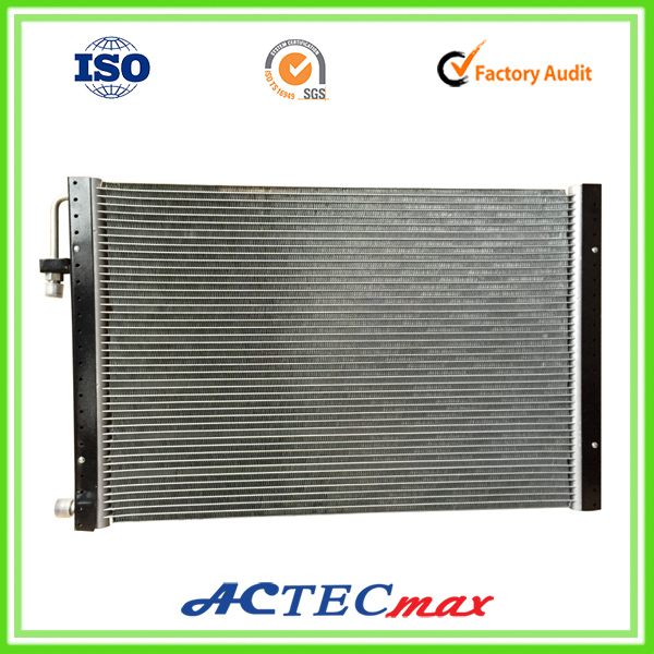 ACTECmax auto ac condenser Parallel Flow condenser with specifications