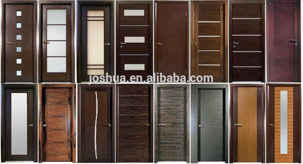 64 Quot X 80 Quot Black Walnut Modern Double Interior Wood Door