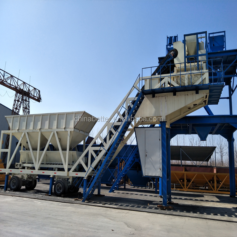 Sany klaar mix beton batch plant