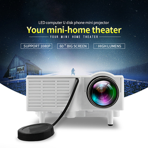 High definition home theater 3d mini projector