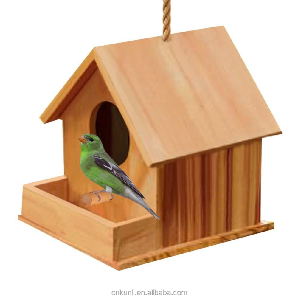 - Responsible Natural Coconut Shell Bird House Nesting Bird House For Cage Or Outside