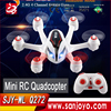 Mocro Drone RC Hexacopter Headless Mode Mini Helicopter toys Q272