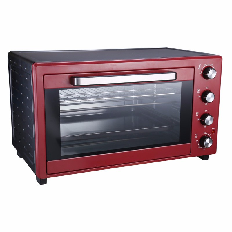 60 Litter big capacity Electric convection and rotisserie toaster Oven available with hot plate CE CB RoHS EMC