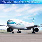 Air Freight shipping Dried Food Cosmetics Customs clearance and taxes from China to Lagos Nigeria