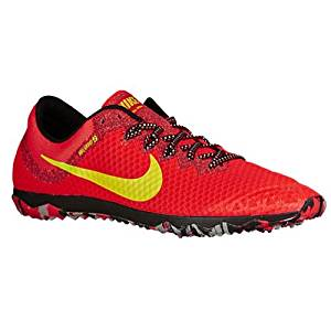 big sale e06fb c7c37 Get Quotations · NIKE Zoom Rival Waffle Red Shoes Size 9