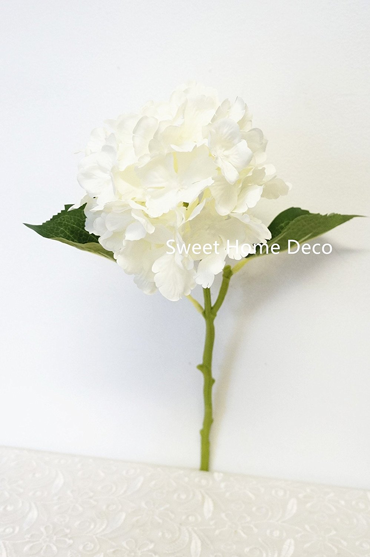 Cheap White Silk Hydrangea Flowers Find White Silk Hydrangea