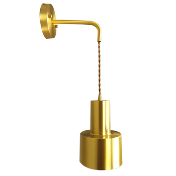 New design fashion simple style brass metal Wall Lamp
