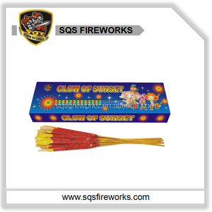 Wholesale Christmas handheld electric battery sparklers