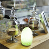 Bluetooth smart candle battery operated decorative hanging lamps touch table led candle