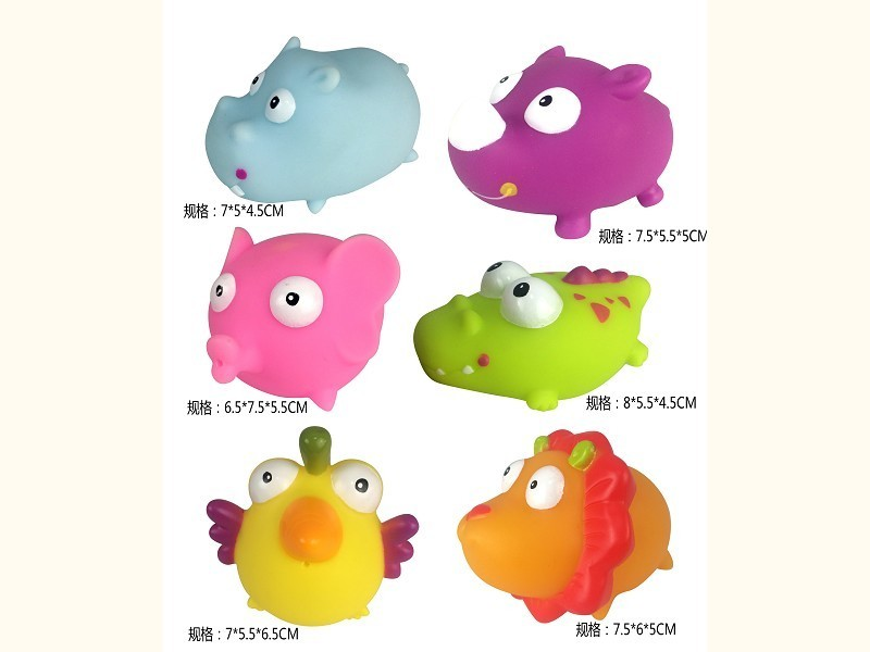 baby accessories bath baby bath set bath toy animal shapes