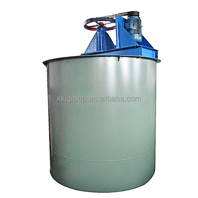 Popular In South Africa Copper Ore Oxide Ore Leaching Tank For Mineral Processing Agitation Leaching Tank