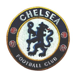 Customized Football Club Woven Patch