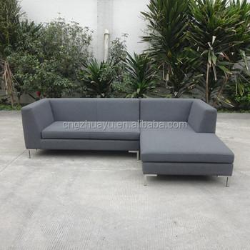 Marvelous Modern Leather Sofa Replica Charles Sofa