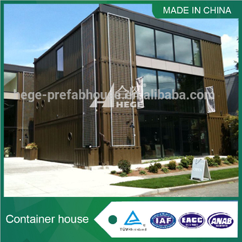 Beautiful 20ft container house for sale,portable house