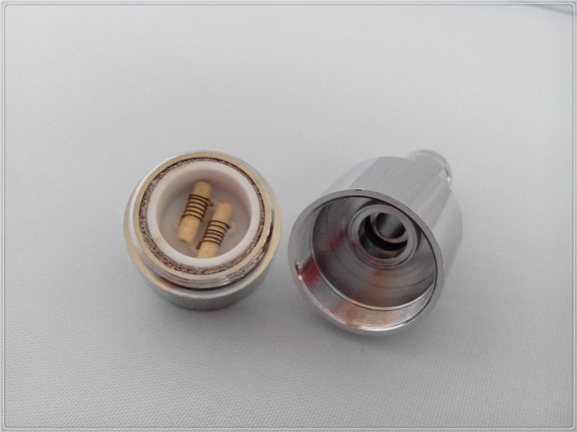 how to clean wax atomizer