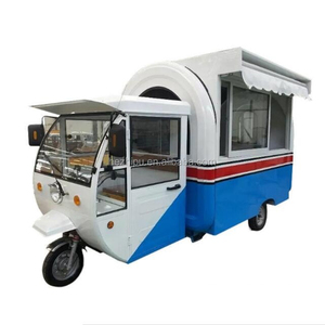 Low price Factory supply trailer for fast food/selling food truck/