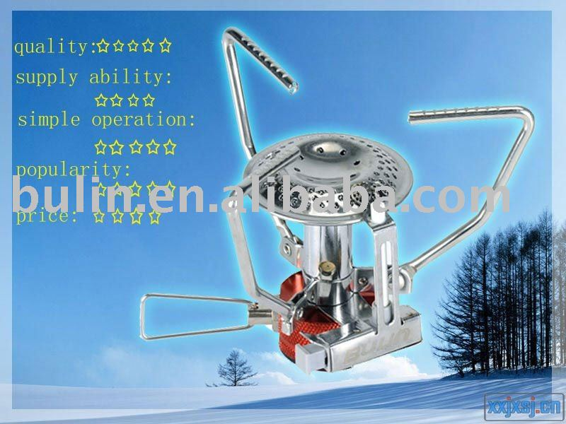 free standing gas stove,small stove,cheap stove BULIN OUTDOOR