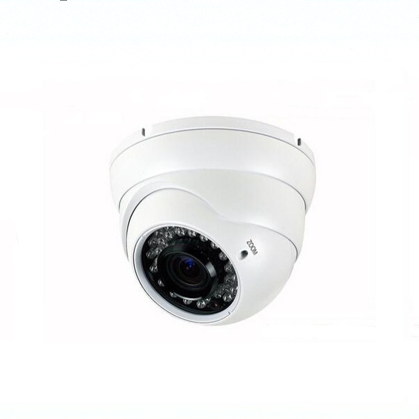 IR Night View 2.8-12mm Zoom Lens 1080P ONVIF 2.0 H.264 IP HD 2MP Dome CCTV Security Camera